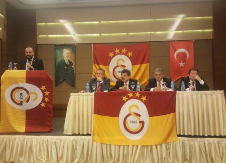 Galatasaray Taraftar Dernekleri Federasyonu Genel Kurulu Seçimleri
