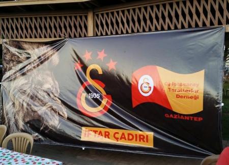 Ramazan 1500 Kişilik İftar Çadırı