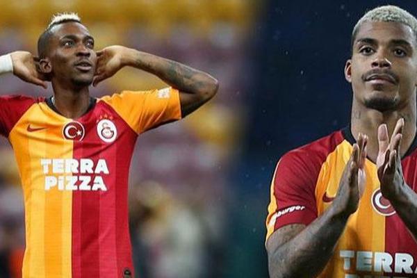 Galatasaray'dan Henry Onyekuru ve Mario Lemina operasyonu